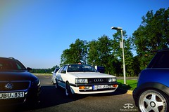 Audi Coupe (Paul.Z.Foto) Tags: jdm lt jdmlt lab lab16 low bass lowasbass stance stancelv lv latvia riga 2016 japanese japan auto car bil vehicle automobile automotive people trip voyage journey convoy cars bus accident boom bam time less works timeless timelessworks photo foto photograph photography pic picture image shot shoot morning outside day daylight daytime outdoors clear sky skies blue summer nice weather sunlight sun petrol station filling gas