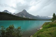 Bow Lake (Just Peachy!) Tags: canadianrockies alberta banffnationalpark