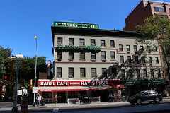 St. Marks (ShellyS) Tags: nyc newyorkcity manhattan buildings eastvillage streets