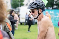World Naked Bike Ride Brighton 2016 (Sacha Alleyne) Tags: wnbr protest wnbr2016 nude naked nudism nakedinpublic worldnakedbikeride brighton