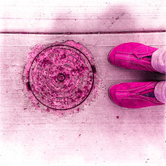 Think Pink ! (Patricia Colleen) Tags: iphone delta britishcolumbia canada