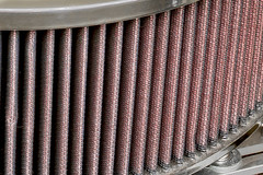 AirFilter (gerrythompson1) Tags: carshow oakbay patterns