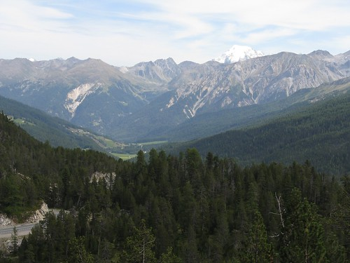 Val Mustair and Ofenpass road