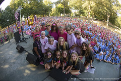 Week in Photos - 30 (Ole Miss - University of Mississippi) Tags: 2016 ctg0427 carewalk panhellenic greeklife sorority students walk greek grove grovestage cancer cancersurvivor baptistmemorialhospital groupphoto oxford ms usa
