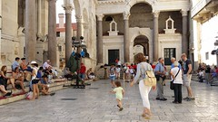 Split - Croatia (Been Around) Tags: 20160903094742 cro croatia croazia hrvatska kroatien dalmatia dalmatien europe eu europa expressyourselfaward europeanunion worldtrekker travellers thisphotorocks travel 2016 september concordians split diocletianspalace dioklecijanovapalaa