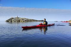 Utanfr Valler (Anders Sellin) Tags: sverige sweden vstkusten sea ocean water vatten watersport sport kajak kayaking orust autumn hst 2016 kringn valler friends westcoast utanfr