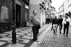 Side effects of beer (tomavim) Tags: belly stick tourists