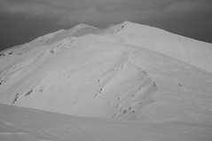 Piribreg,ar Mountain (Goran Joka) Tags: piribreg armountain sarmountain araplanina peak summit mountain mountaineering hiking snow sky clouds blackwhite blackandwhite monochrome serbia macedonia brezovica nature landscape outdoor ridge