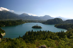 Lake Bled (excogitattor) Tags: lake bled