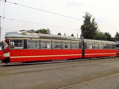 SGP E1, #921, Tramwaje lskie (transport131) Tags: tram tramwaj bdzin t kzk gop sgp e1 zajezdnia depot