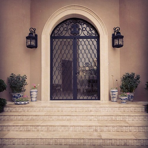 #wrought #iron #wroughtiron #interior #door #design #interiordesign  #abudhabi