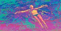 Anne is Trippified (Jessy-Pearlee) Tags: summer beach photomanipulation team post edited acid 420 drugs processing cebu pearl trippy psychedelic cebucity jessy pilipinas 032 2013 cebusugbo pornmetal