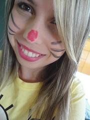 DSC05442 (Stefany Souza) Tags: cute me fofa happyeaster felizpáscoa coelhinha