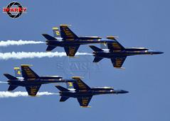 Blue Angels (sparks1524) Tags: blue usa heritage history beach virginia navy angels va roads hampton virginiabeach blueangels squadron flightdemonstration