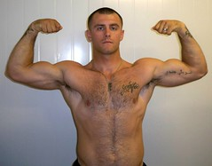 8534304158_2e052e6195_o (Redfuzzz) Tags: man hot sexy guy jock armpit exercise muscle hunk pit sweaty sweat flex crossfit