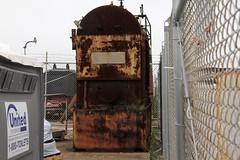 Wapama dismantling (Walt Barnes) Tags: canon eos boat ship ruin vessel cargo richmond calif derelict freight decayed freighter dismantle sanpablobay wapama 60d woodenschooner canoneos60d eos60d 2masted wdbones99