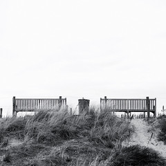 Benches at World's End