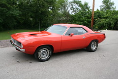 """1970 Plymouth 'Cuda 440 • <a style=""""font-size:0.8em;"""" href=""""http://www.flickr.com/photos/85572005@N00/8635085512/"""" target=""""_blank"""">View on Flickr</a>"""