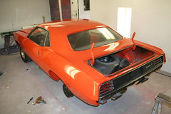 """1970 Plymouth 'Cuda 440 • <a style=""""font-size:0.8em;"""" href=""""http://www.flickr.com/photos/85572005@N00/8635099778/"""" target=""""_blank"""">View on Flickr</a>"""