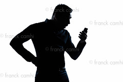 silhouette man surprised portrait telephone videophone (Franck Camhi) Tags: portrait people white man france male silhouette businessman cutout person one 1 holding phone telephone profile style communication business whitebackground phonecall smartphone mature surprise mobilephone surprised studioshot discussion elegant sideview executive isolated oneperson amazed shocked stylish onthephone textmessaging elegance caucasian videophone telecommunications oneman 40years lookingat