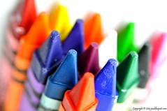 99/365: 04/09/2013. Crayons (peddhapati) Tags: classic colors interesting colorful crayons mostviewed nikond90 day99365 3652013 2013yip 365the2013edition bhaskarpeddhapati 04092013 crayonspyramid