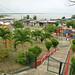 San Carlos de Nicaragua dal colle della vecchia fortezza spagnola