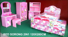BED SORONG 2IN1 120X200 HELLO KITTY 05A (PURI SPRING BED CENTER) Tags: hello bird florence spring bed teddy furniture hellokitty interior central champion spiderman kitty mickey romance bee american elite koala pooh teddybear angry headboard mickeymouse winniethepooh simmons minniemouse serta 3in1 per 2in1 mattress quantum divan alga puri busa tomjerry sealy superland dreamline pegas slumberland kasur bigland springbed dipan dunlopillo angrybirds mebel harmonis shawnthesheep everdream kingkoil enzel airland springair bigpoint comforta protectabed sandaran therapedic guhdo kasurbusa purifurniture kasurper comfortaspringbed ladyamericana perivera periveraspringbed