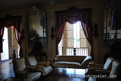 Syquia Mansion Vigan Philippines inside (BohemianTraveler) Tags: old city horse heritage architecture island town site asia pacific district philippines colonial chinese unesco mexican spanish filipino sur vigan ilocos kalesa luzon calesa mestizo