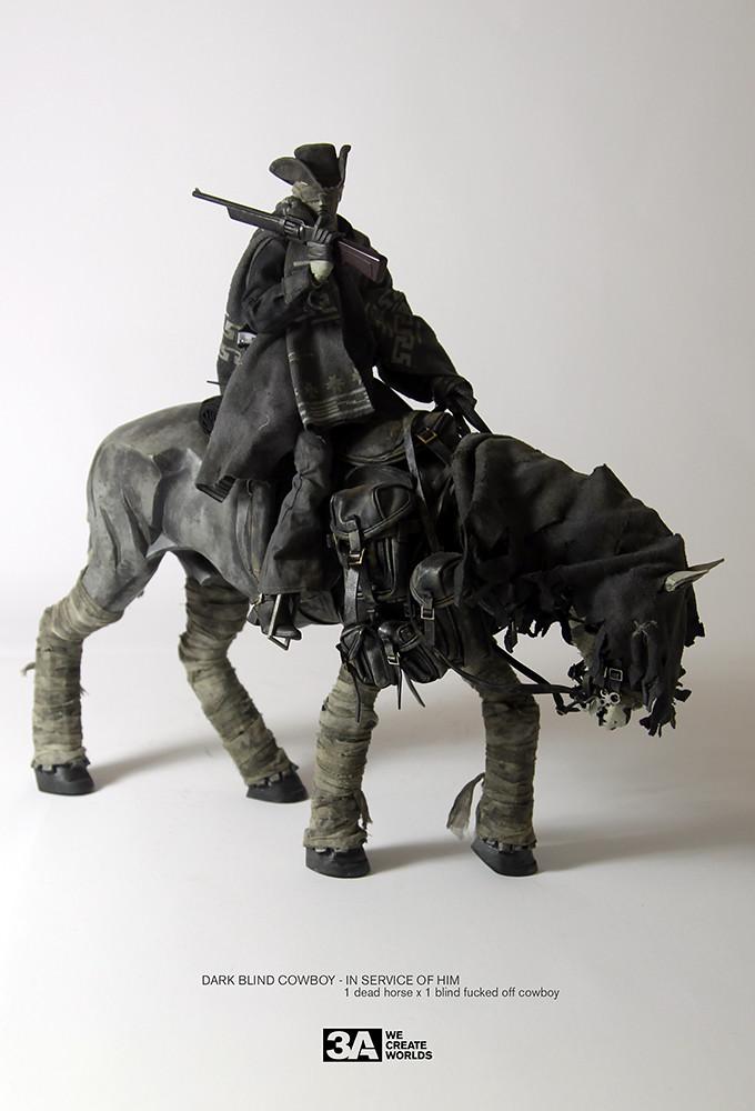 threeA - Dead Equine Super Set