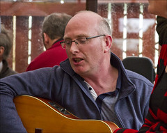 Ray's 70th Birthday (terryh1609) Tags: birthday music irish english ray guitar folk song pipes scottish flute violin cumbria sing fiddle tunes 70 folkmusic whistle 70th concertina downes westcumbria