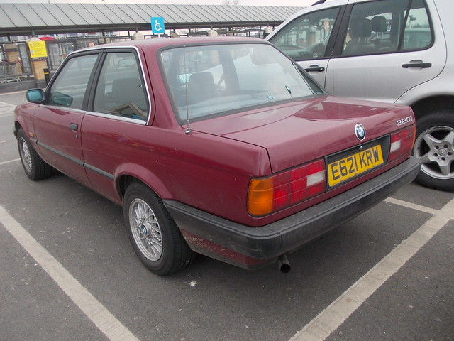 1988 bmw 320 i