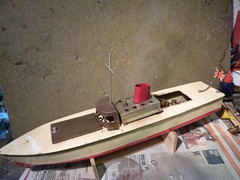 vintage tinplate live steam mamod model boat (oldsailro) Tags: park old boy sea summer people sun lake playing beach water pool girl sunshine youth sailboat race vintage children fun toy boat miniature wooden pond model waves sailing ship child time yacht antique live group boom steam regatta mast hull spectators watercraft adolescence keel fashioned tinplate mamod