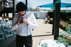 Whisperin' Jon (BurlapZack) Tags: wedding video headphones microphone mic beanie audio videographer weddingshoot dallastx videocrew dentontx canonef35mmf14lusm audiotech videoteam canoneos5dmarkii zoomrecorder miccheck1212 vscofilm