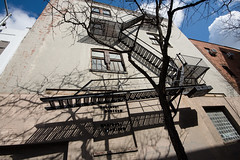 Fire steps (MrBlackSun) Tags: nyc ny newyork thevillage manhattan greenwichvillage nyc2013 newyork2013