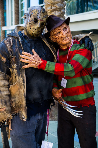 Jason and Freddy (BFFs)