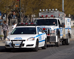 NYPD Police Vehicles, Yankee Stadium, Bronx, New York City (jag9889) Tags: nyc blue ny newyork car baseball stadium bronx police nypd vehicle yankees department lawenforcement patrol yankeestadium finest mlb firstresponders 2013 newyorkcitypolicedepartment newyankeestadium 161street pbbx jag9889
