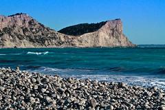 Cap Falco (ibzsierra) Tags: blue sea sky costa mer beach azul canon coast cabo mare playa ibiza cap cielo 7d eivissa baleares falco