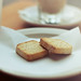 Cookie and coffee break. ~ Café Dulcé, Little Tokyo, Los Angeles