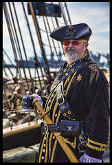 Privateer Day (Deb Felmey) Tags: portrait baltimore fellspoint priratesl