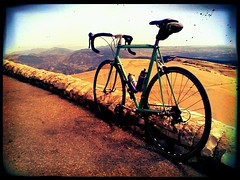 Velo with a view (tiggy2166) Tags: sport cycling tourdefrance montventoux flickrandroidapp:filter=berlin