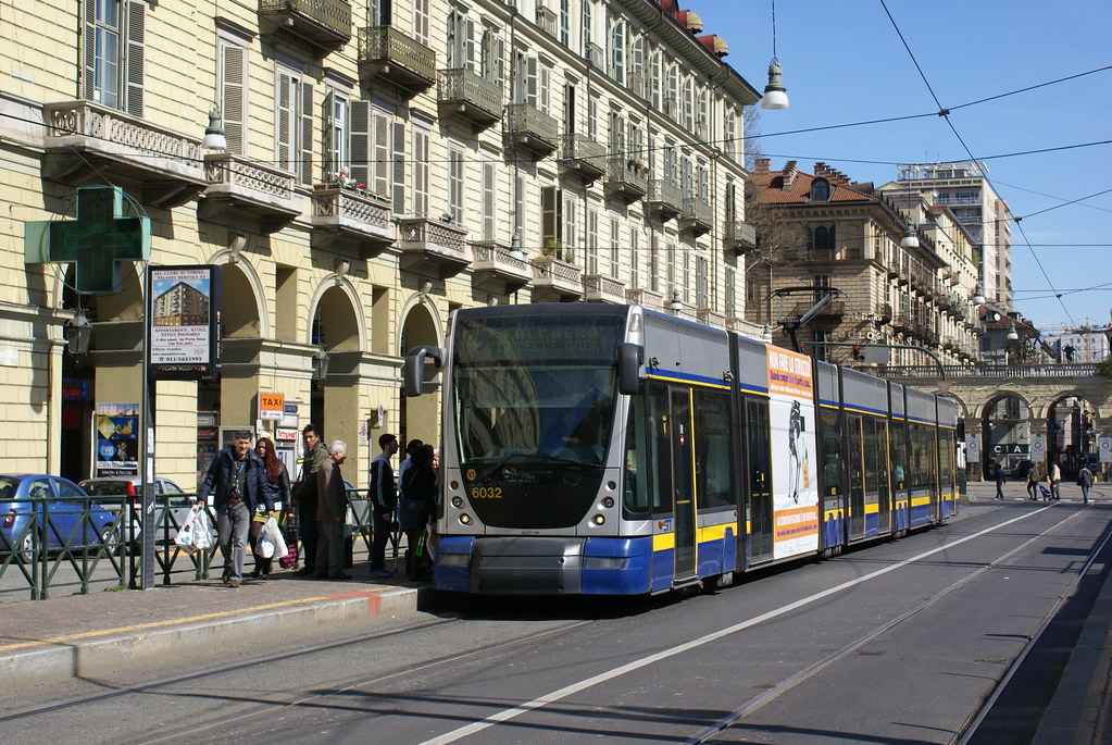 The world 39 s newest photos of gtt and strassenbahn flickr - Gtt torino porta nuova ...