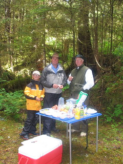 Alaska Fishing Tent Camp - Sitka 14