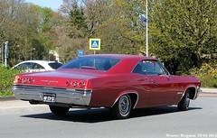Chevrolet Impala SS 1965 (XBXG) Tags: auto old usa classic chevrolet netherlands car sport vintage us automobile ss nederland super voiture american impala paysbas 1965 ancienne overveen chevroletimpala américaine