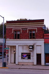 The Silver Corner Cafe and Bar, Wallace, ID (CT Young) Tags: idaho wallace smalltown silvervalley centeroftheuniverse idahopanhandle wallaceid shoshonecounty canonefs18135mmf3556is