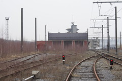 20130323 113 Montzen ATE. Disused Sidings And Depot (15038) Tags: track belgium trains railways nmbs depots sidings sncb montzenate