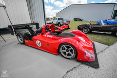 Ferrari 333SP (Jason Sha'ul) Tags: red car racecar italian automobile florida automotive ferrari racing sp 333 rare supercar carshow sportscar v12 exoticcar 333sp apopka scuderiaferrari sportsprototype worldcars sempreferrari