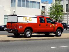 PFD FM 15 (aaronm1123) Tags: ford philadelphia fire escape firetruck philly firedept firedepartment gmc pfd superduty fireapparatus phillyfire philadelphiafire phiadelphiafire firetruckpfd