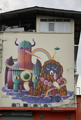 Amandine & Nicolas, Rama 1 Road