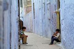 #Flickr12Days (bertrand kulik) Tags: portrait chien maroc enfant rabat flickr12days