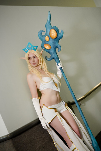 AX 2012: League of Legends Janna